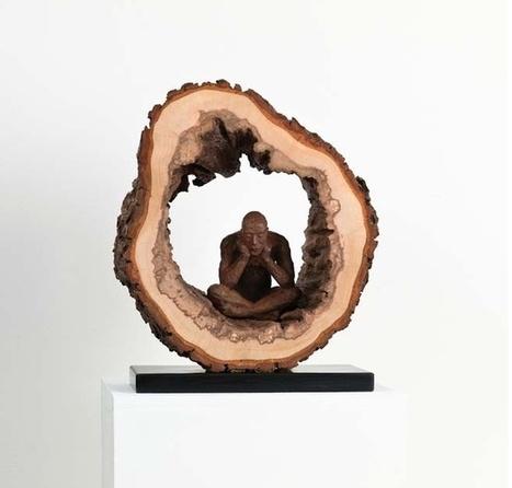Powerful Nature -  Anna Gillespie | reseau artistique | Scoop.it