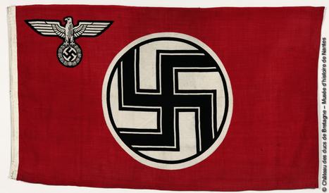 19 juin 1940. L'entrée des troupes allemandes à Nantes – [Château des ducs de Bretagne] | Histoire 2 guerres | Scoop.it