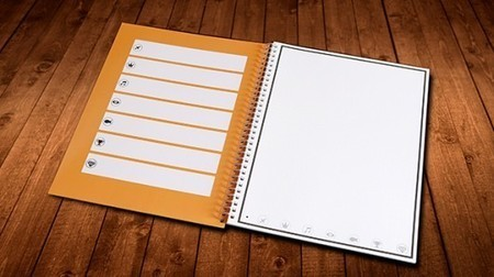 Rocketbook digitizes your notes, just microwave it to start over | Edtech PK-12 | Scoop.it