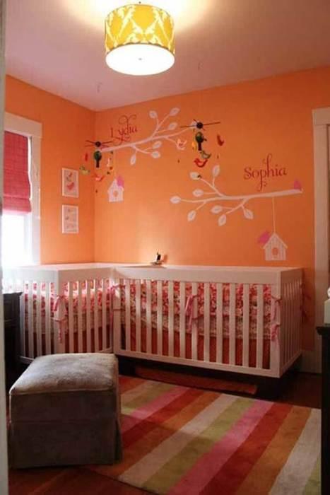 ¿De qué color pintar una habitación infantil? | Mil Ideas | Decoración de interiores | Scoop.it