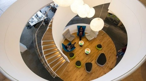 London's top 10 office designs for 2013 | Splaces of work | Scoop.it