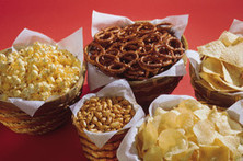 Peanuts! Popcorn! How snacking became respectable | Department | Scoop.it