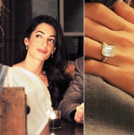 Top 10 Celebrity Engagement Rings | Diamond Hedge | Scoop.it