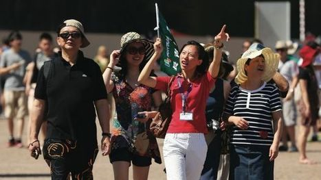 Australia to score as China tourists spend more | Médias sociaux et tourisme | Scoop.it