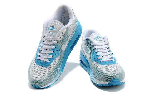 Pas cher Nike Air Max Lunar90 Femmes Blanc Lumière Bleu W631762-010 sur Vente | fashion | Scoop.it
