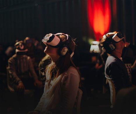 Réalité virtuelle : tout est à inventer ! | Digital Creativity & Transmedia | Scoop.it