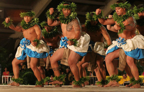 Reviving The Lost And Powerful Art Of Men's Hula | The Huffington Post | Kiosque du monde : Océanie | Scoop.it