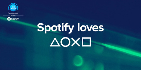 """1.5 Million Activated The New Spotify-Backed """"Playstation Music"""" In One Day   E-Music !   Scoop.it"""