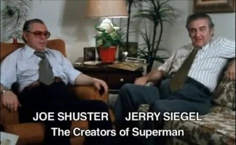 Jerry Siegel & Joe Shuster | The Rise of Super Hero Movies | Scoop.it