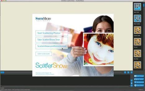 ScatterShow: software para crear animaciones y vídeos con tus fotos   Herramientas WEB 4.0   Scoop.it