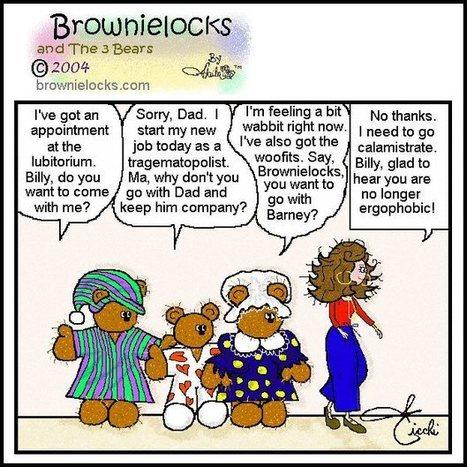 Words! Bizarre, Obsolete, Odd, Outdated & Weird + Cartoon Fun! | Sizzlin' News | Scoop.it