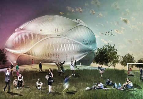 MADU museum proposal [FR-EE / fernando romero enterprise] | The Architecture of the City | Scoop.it