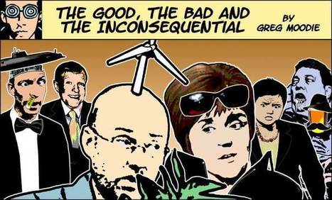 The Good, The Bad and the Inconsequential | kitnewtonium | Scoop.it