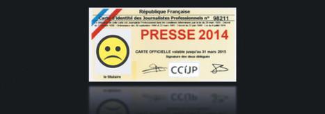 Carte de presse : House of 'carte' | Journalisme & déontologie | Scoop.it