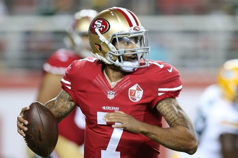 Colin Kaepernick Is Righter Than You Know: The National Anthem Is a Celebration of Slavery | digital divide information | Scoop.it