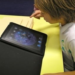 Is the iPad the Correct Tool to Aid Learning inEducation? | teaching with technology | Scoop.it
