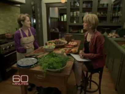 Alice Waters: The Mother of Slow Food - GreenMedTV | Foodie Corner | Scoop.it