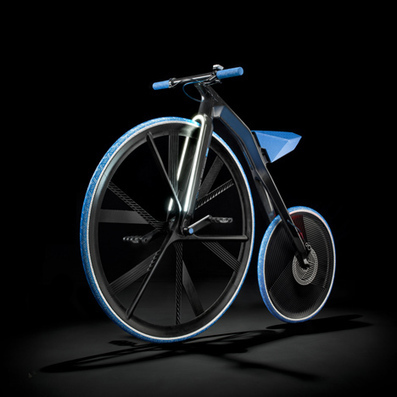 Concept 1865 electric bike | Everywhere | Scoop.it