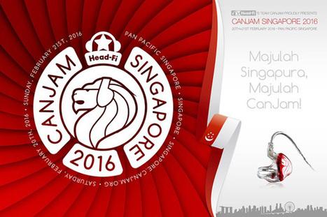 Le premier CanJam asiatique aura lieu les 20 et 21 février 2016 à Singapour | ON-TopAudio | Scoop.it