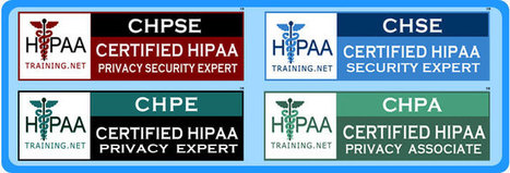 Get HIPAA Training Certification Online | Online HIPAA Certification Training | Scoop.it