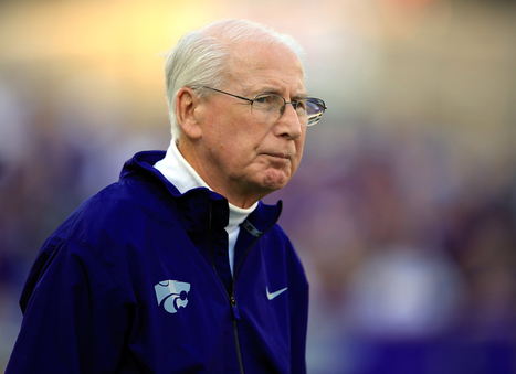 76-year-old Kansas State coach Bill Snyder is now on Twitter | All Things Wildcats | Scoop.it