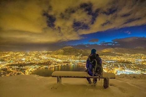 Bergen first snow | Epic pics | Scoop.it