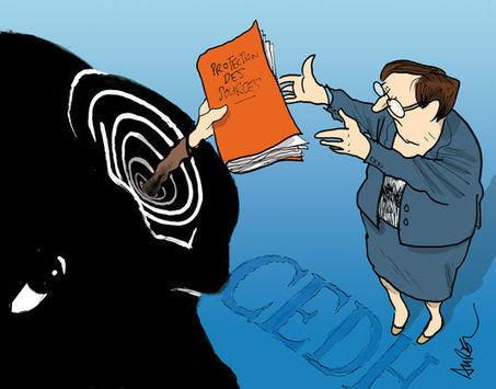 La loi renseignement attaquée par des journalistes devant la Cour européenne | DocPresseESJ | Scoop.it