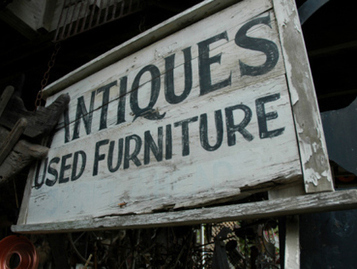"Committee To Consider State ""Antiques Trail"" 