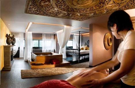 Massages, soins du corps à Evian les Bains - Spa haut de gamme | Tourisme de bien-être | Scoop.it
