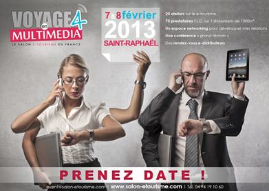 Voyage en Multimédia - Salon etourisme 7 et 8 Février 2013 - Accueil | SEO and Webmaketing (and Music!) | Scoop.it