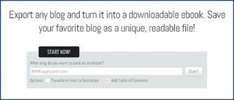 Convertir un blogue en ebook grâce à bloxp   François MAGNAN  Formateur Consultant   Scoop.it