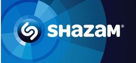 Musique et pub l'analyse de Shazam   The music industry in the digital context   Scoop.it