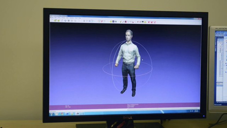 This Genius Kinect Rig Puts You Inside a Video Game in Two Minutes Flat | Game Art & Politics | Scoop.it