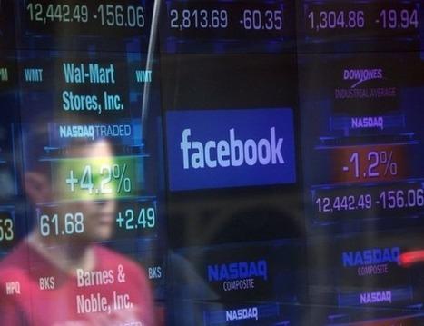 L'action Facebook a perdu près de la moitié de sa valeur en trois mois - L'Express | Smartphones et réseaux sociaux | Scoop.it