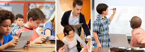 Les enjeux du numérique à l'école | Econocom | Conseil et communication éditoriale, stratégie et gestion des contenus | Scoop.it