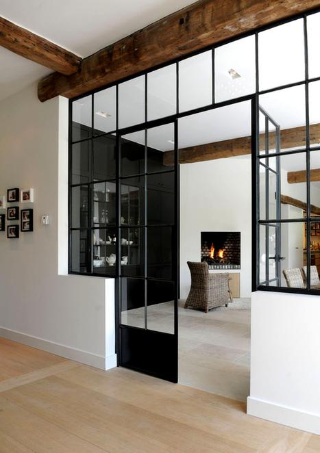Interior Design | A Villa In Belgium | KOUBOO.com - Well Traveled Home Decor & Interior Design | Scoop.it