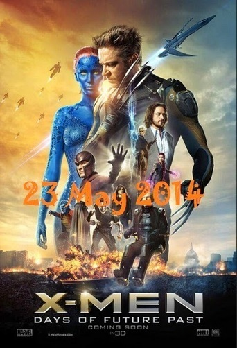 X-Men: Days of Future Past (2014) Download Full Movie Online | Movie Download Online | Entertainment Zone | Scoop.it
