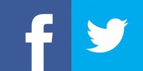 Facebook contre Twitter : le duel des géants des médias sociaux | La Tribune | EDTECH - DIGITAL WORLDS - MEDIA LITERACY | Scoop.it