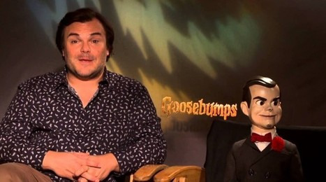 Goosebumps: Jack Black & Slappy Official Movie Interview - Big Box Office Review | Nothing But News | Scoop.it