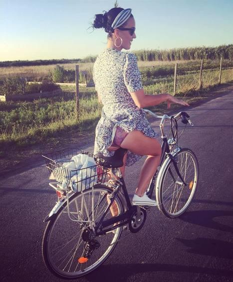Photo Instagram de KATY PERRY • 10 Août 2016 à 18h16 UTC   Revue de web de Mon Cher Vélo   Scoop.it