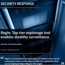 Regin, un spyware développé par les USA et la Grande-Bretagne   Libertés Numériques   Scoop.it