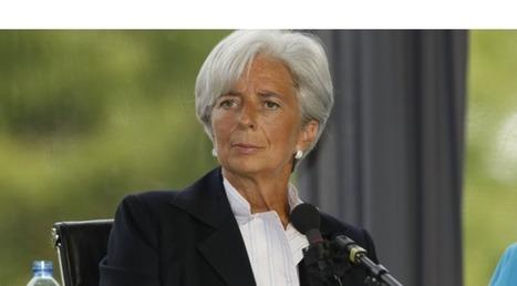 Selon le FMI, la plus grosse bulle financière de l'Histoire va bientôt exploser | Nicole Pochat | Scoop.it