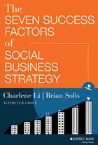 The Seven Success Factors of Social Business Strategy | Social Media e Innovación Tecnológica | Scoop.it