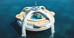 Typical vacation locales too dull? Try a floating island! | Maker Stuff | Scoop.it