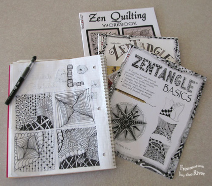 Freemotion by the River: Zentangles | Zentangle | Scoop.it
