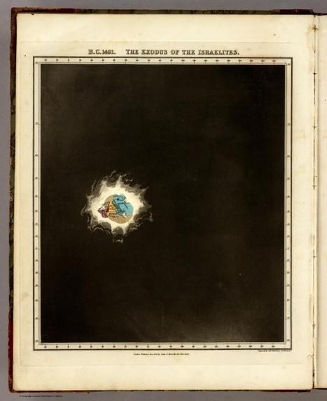 Un atlas du monde connu en brouillard de guerre publié en 1830 | Des liens en Hist-Géo | Scoop.it