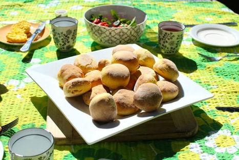 Recipe: Pumpkin Scones | My Vegan recipes | Scoop.it