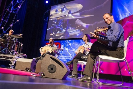 """Oud""-standing: Le Trio Joubran at TEDGlobal 2013 