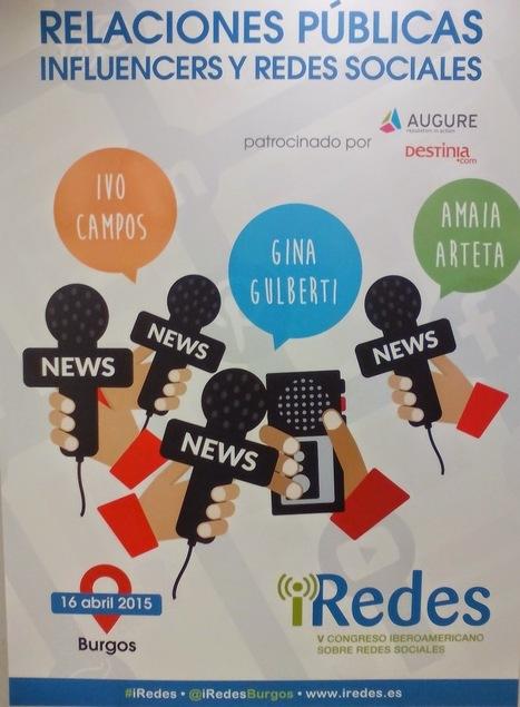 es Marketing online: iRedes 2015, un congreso para recordar   Seo, Social Media Marketing   Scoop.it