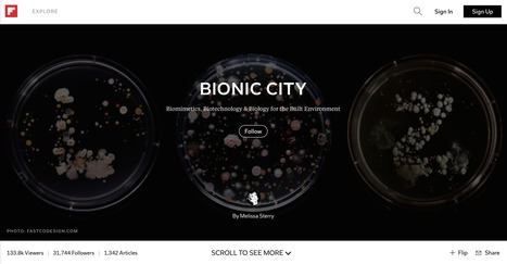 Bionic City magazine, Nov 2015 | Bionic City | Scoop.it